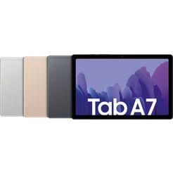 samsung »galaxy tab a7 lte (sm-t505n)« tablet zilver