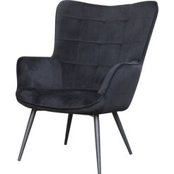 homexperts fauteuil »ulla« (1-delig.)