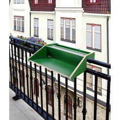 andas hangtafel voor balkon »rayling« groen