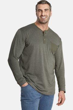 charles colby shirt met lange mouwen »earl marcus« groen