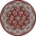 myflair moebel  accessoires vloerkleed almas rood