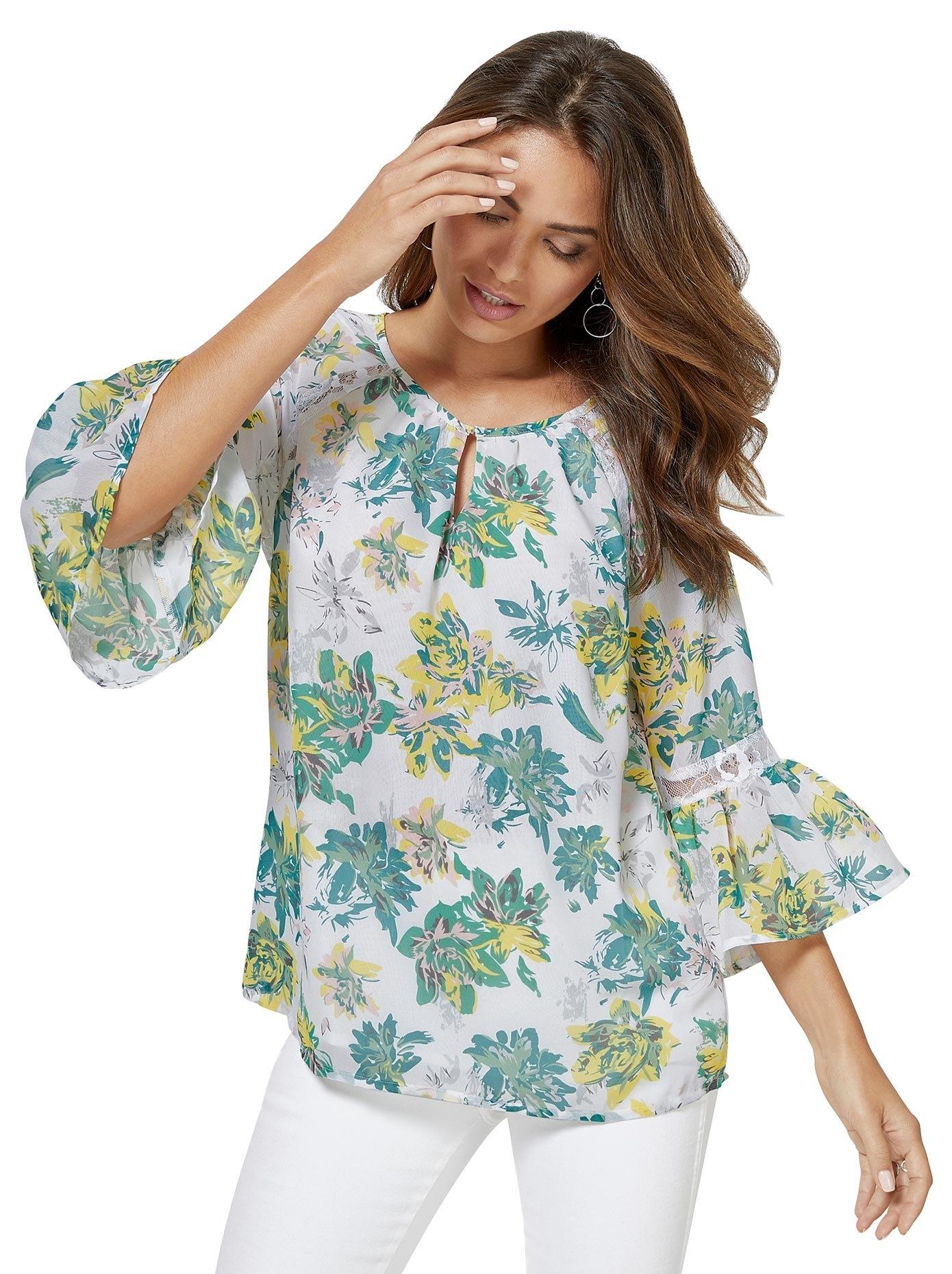 creation L gedessineerde blouse online kopen op otto.nl