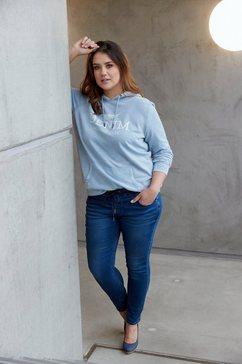 arizona stretch jeans joggdenim blauw