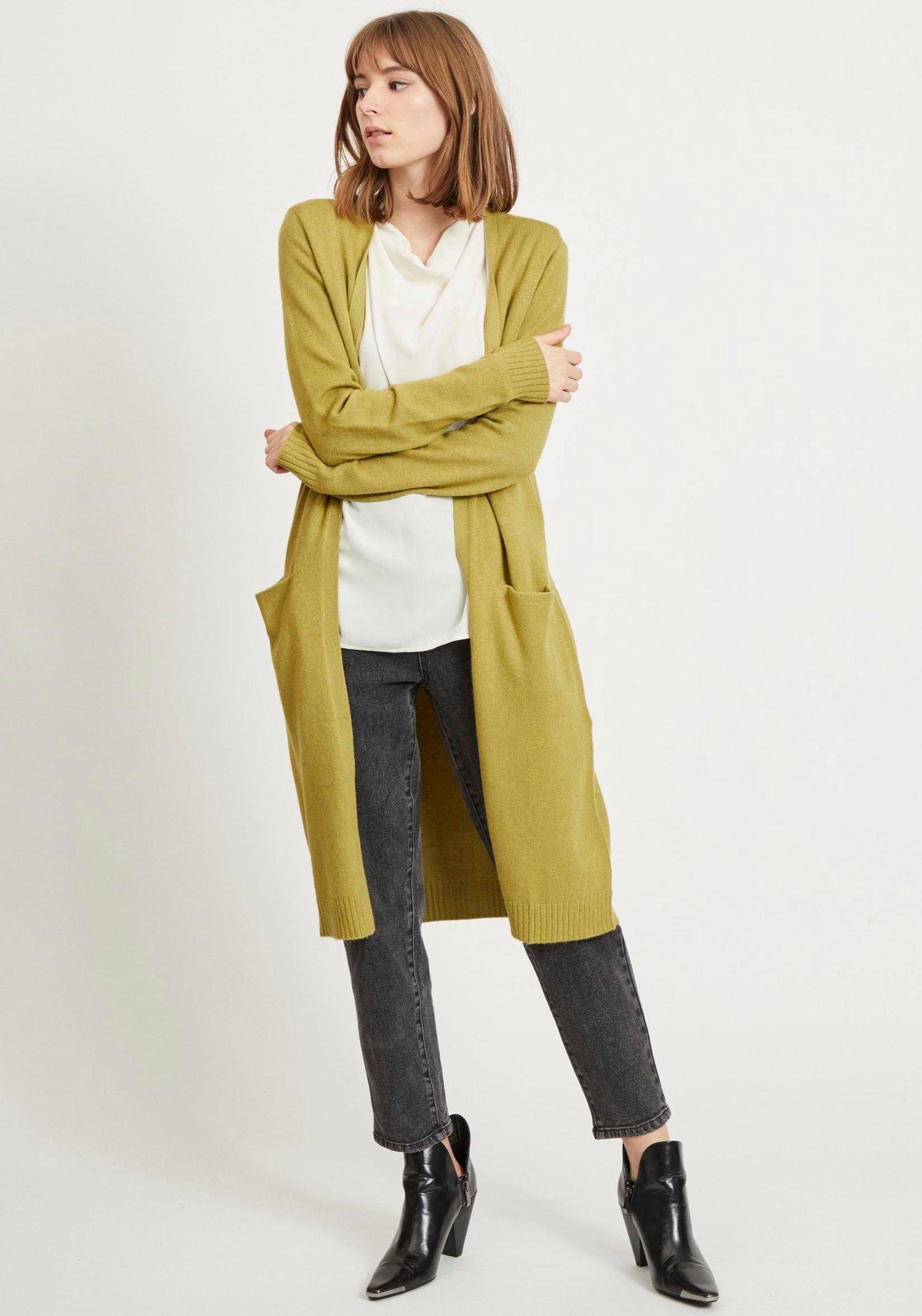 Op zoek naar een Vila lang vest VIRIL-LONG in knielang model? Koop online bij OTTO
