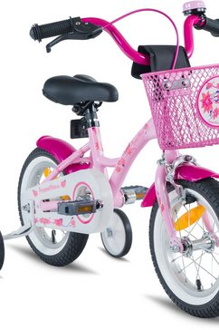 prometheus bicycles »hawk« kinderfiets roze