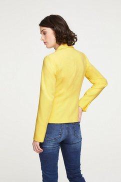 rick cardona by heine korte blazer geel