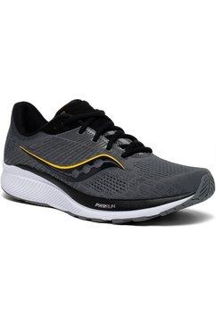 saucony runningschoenen »guide 14« zwart