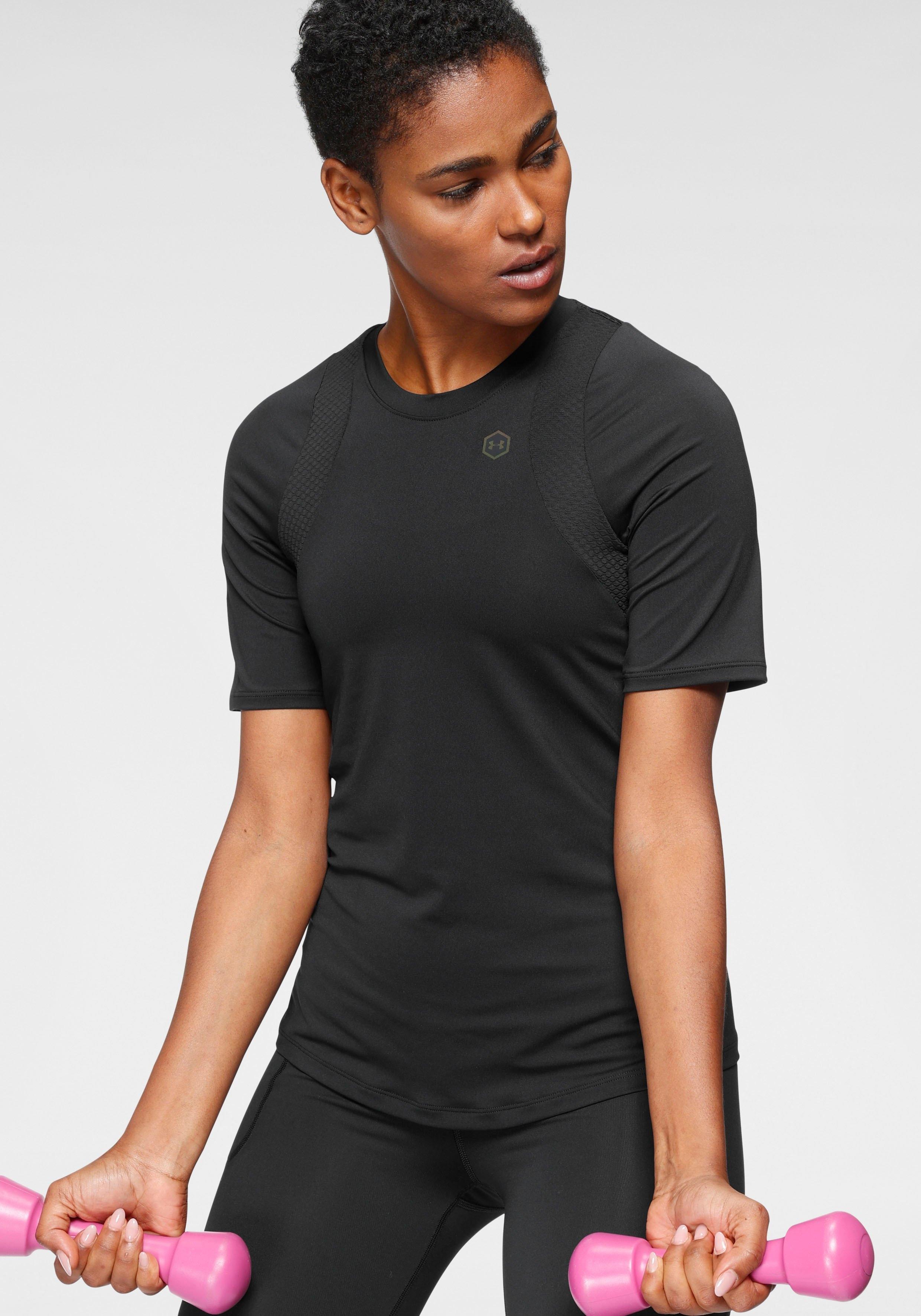 Under Armour functioneel shirt »UA RUSH SHORT SLEEVE« bij OTTO online kopen