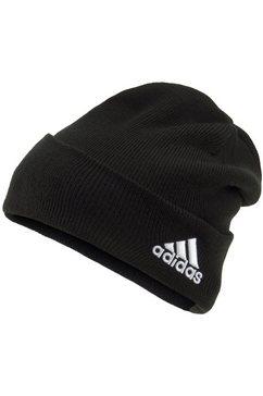 adidas performance beanie logo woolie zwart