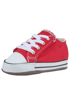 converse sneakers kinderen chuck taylor all star cribster canvas color-mid baby rood