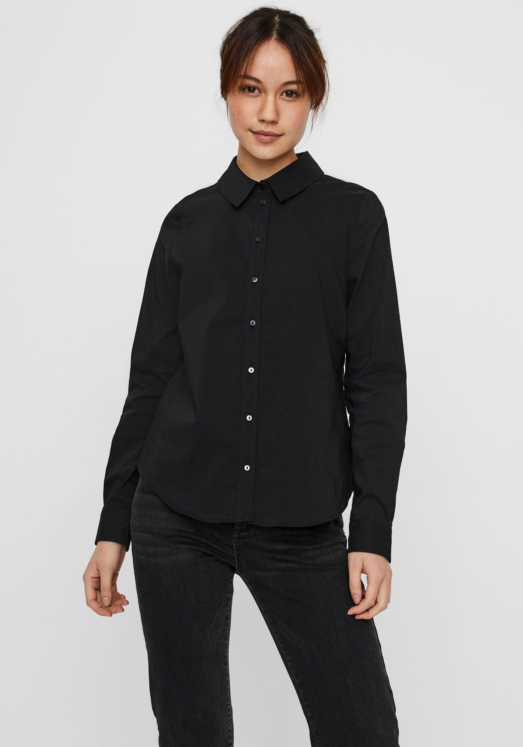 Vero Moda klassieke blouse VMJULIE - verschillende betaalmethodes
