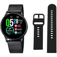 lotus smartime, 50002-1 smartwatch zwart