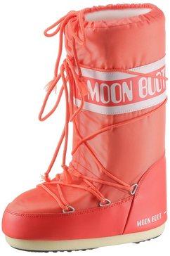 moonboot-winterlaarzen oranje