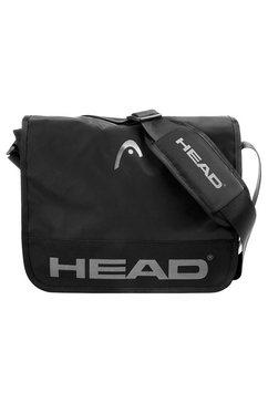 head messengerbag »start« zwart