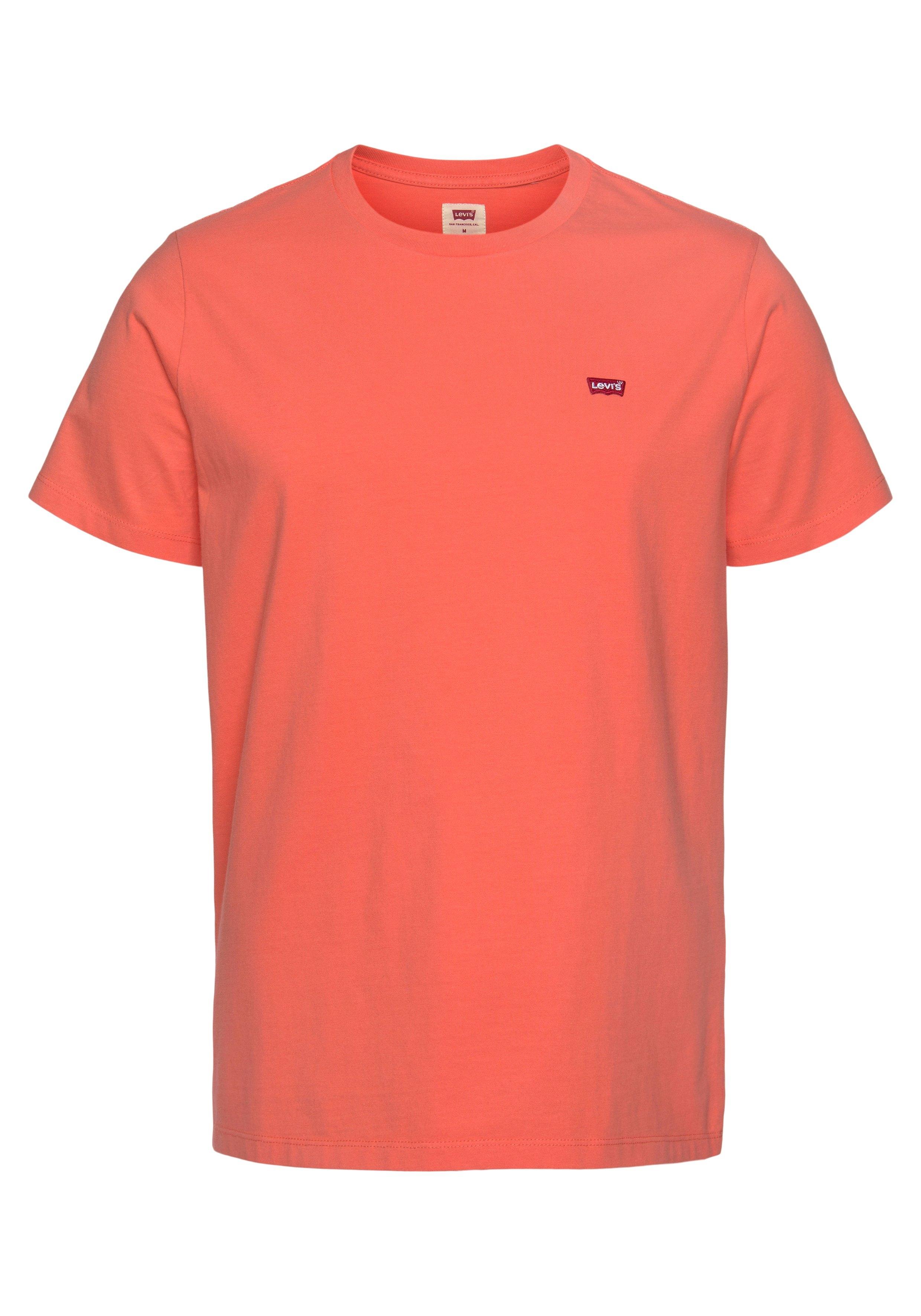 Levi's T-shirt LE SS ORIGINAL HM TEE met batwing-logobadge voordelig en veilig online kopen
