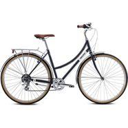breezer bikes »downtown ex st« trekkingfiets grijs