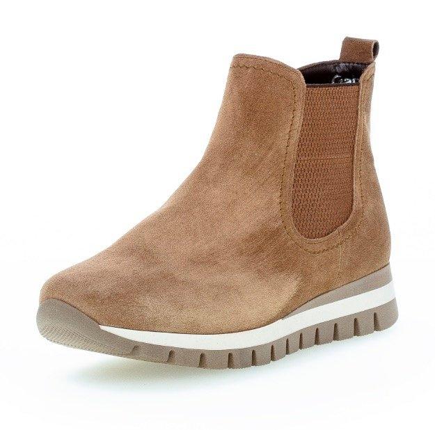 Gabor Chelsea-boots met gestreepte loopzool nu online bestellen