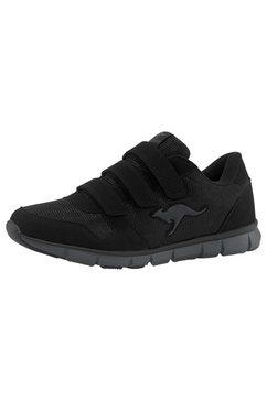 kangaroos sneakers »k-bluerun 701 b« zwart