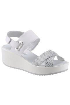 igi  co sandaaltjes wit
