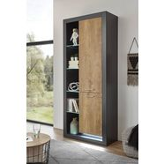 places of style bergkast »tamara« deur rechts grijs