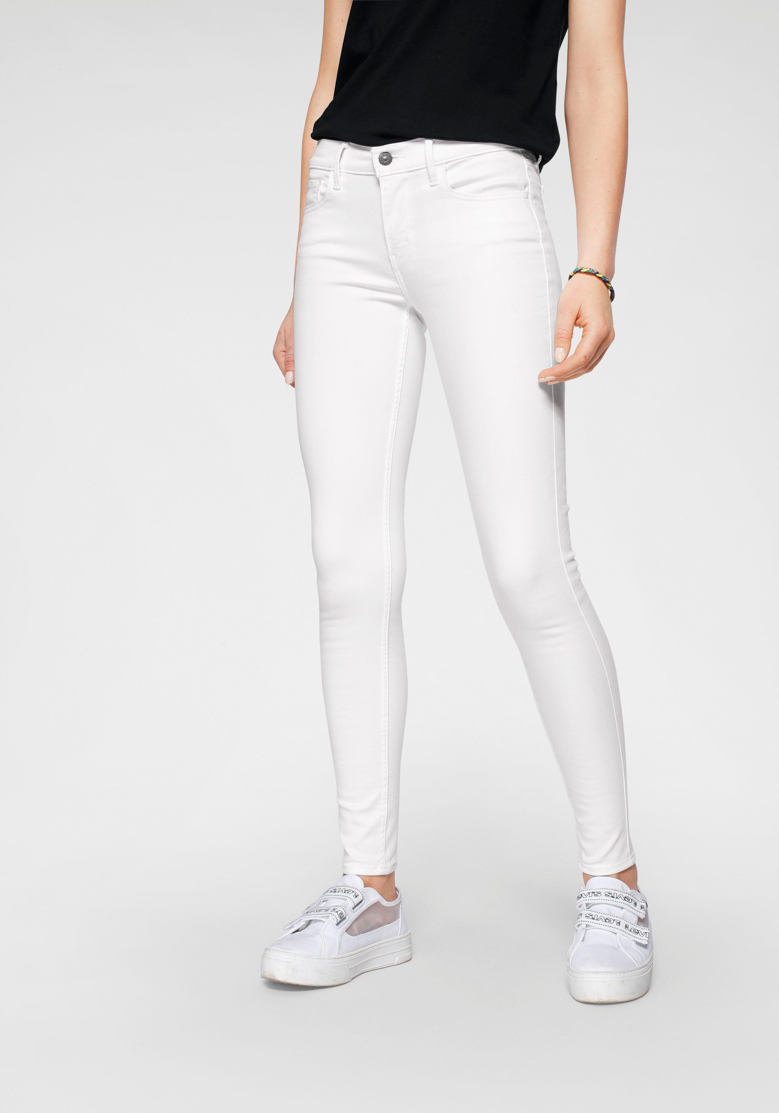 Levi's slim fit jeans 311 Shaping Skinny in 5-pocketsstijl nu online bestellen