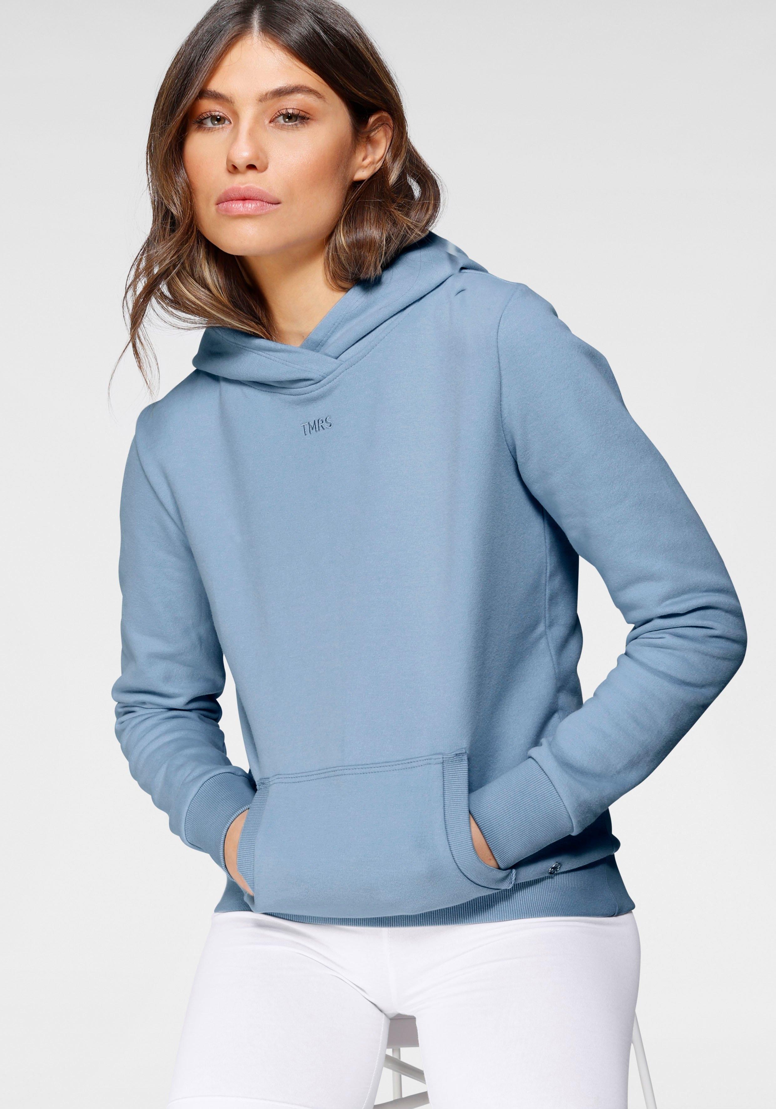 Op zoek naar een Tamaris hoodie in de trendkleur lichtblauw - nieuwe collectie? Koop online bij OTTO