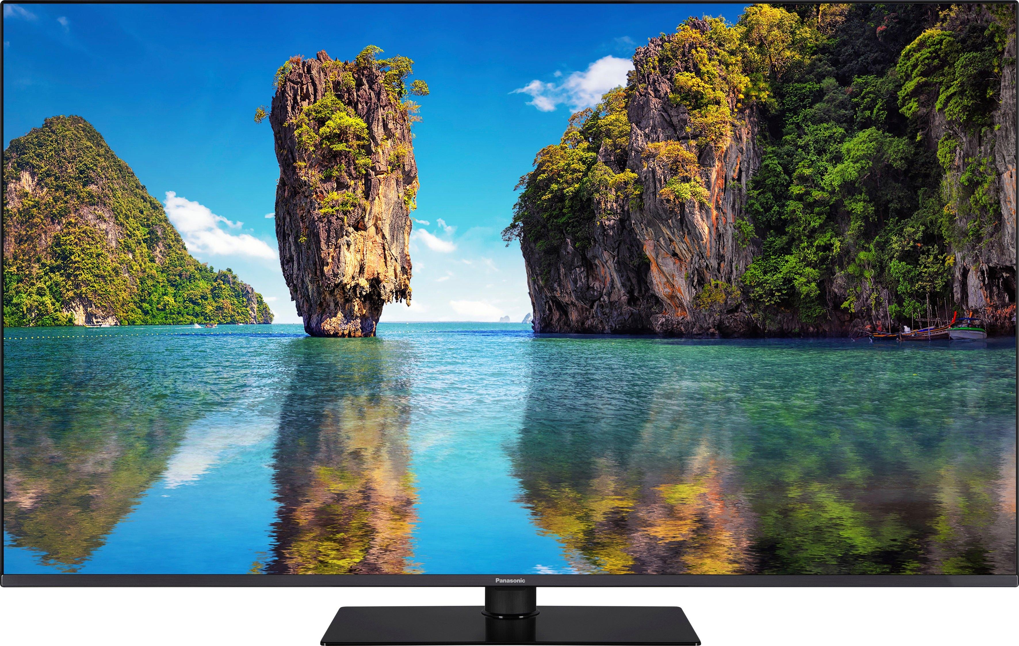 Panasonic LCD-LED-TV TX-55HXW704, 139 cm / 55