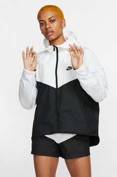 nike windbreaker »women's jacket« wit