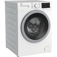 beko vrijstaande wasmachine (8 kg, 1400 rpm) wtv81483csb1