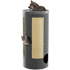 abuki krabpaal »scratchy«, øxh: 46x100 cm grijs