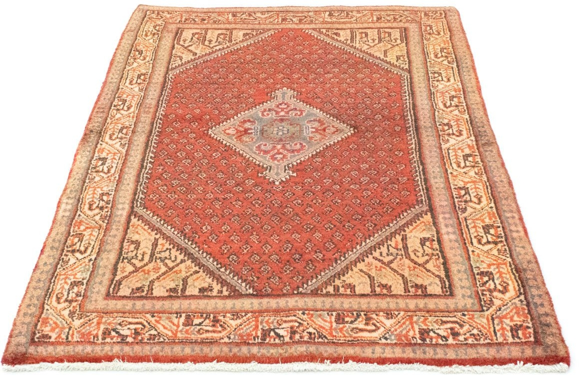 morgenland wollen kleed Mir Teppich handgeknüpft rost voordelig en veilig online kopen