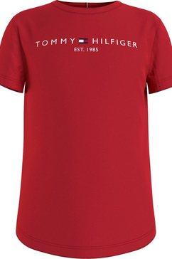 tommy hilfiger t-shirt rood