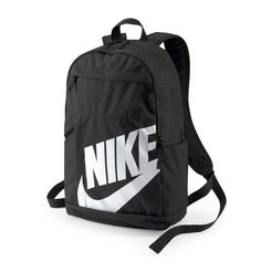 nike sportswear sportrugzak nk elmntl bkpk - 2.0 zwart