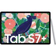 samsung »galaxy tab s7+« tablet zilver