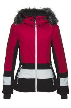 luhta ski-jack »engmo« rood