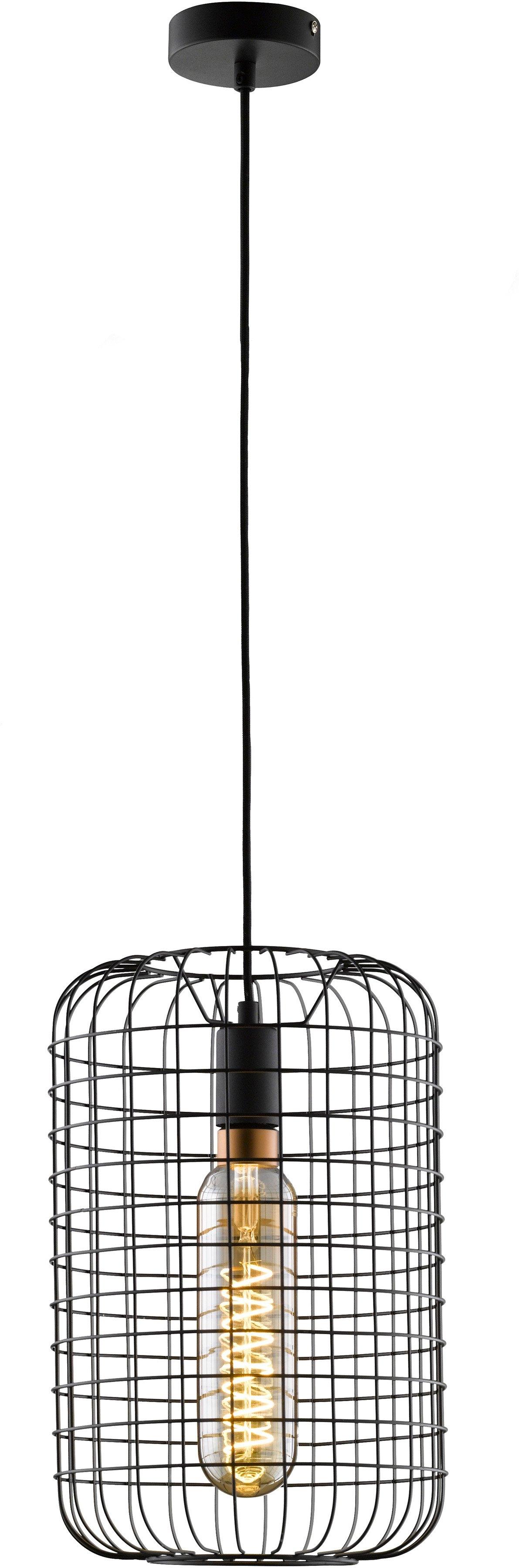 Honsel Leuchten hanglamp Titus Hanglicht, hanglamp (1 stuk) - gratis ruilen op otto.nl