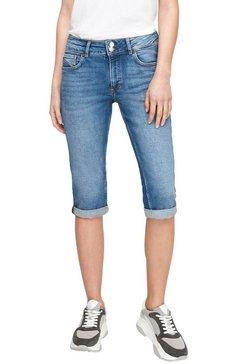 q-s designed by capri jeans blauw