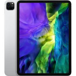"apple tablet ipad pro 11.0 (2020) - 1 tb cellular, 11 "", ipados, compatibel met apple pencil 2 zilver"