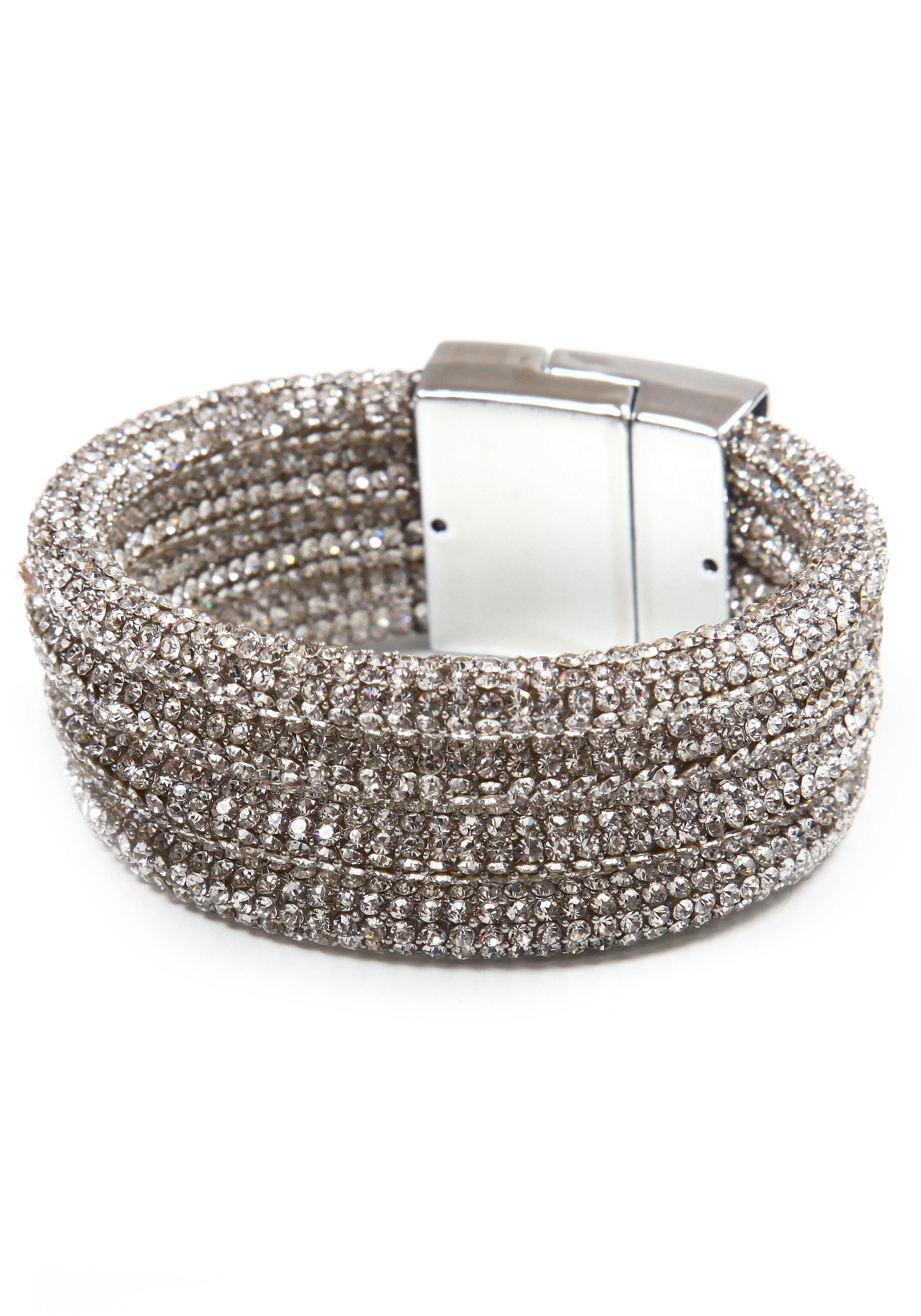Op zoek naar een COLLEZIONE ALESSANDRO armband A2858-F43 met glassteentjes? Koop online bij OTTO