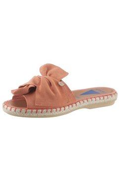 verbenas slippers oranje