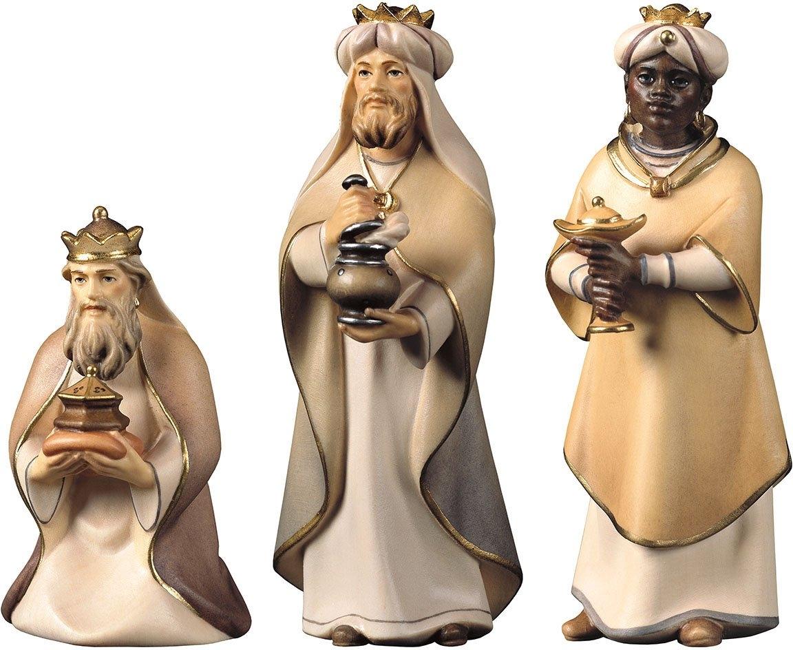 Op zoek naar een ULPE WOODART kribbefiguur Drie Koningen naar de komeetwieg, handgemaakt (set, 3 stuks)? Koop online bij OTTO