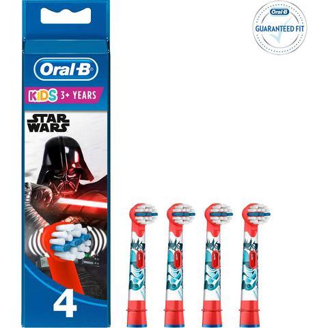 Oral B opzetborsteltjes Star Wars voor kinderen