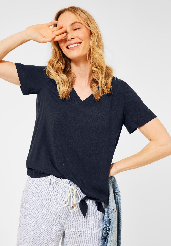 Cecil blouse met korte mouwen met structuur online kopen op otto.nl