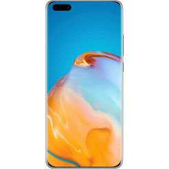 huawei smartphone p40 pro+ 5g, 512 gb, 24 maanden fabrieksgarantie zwart