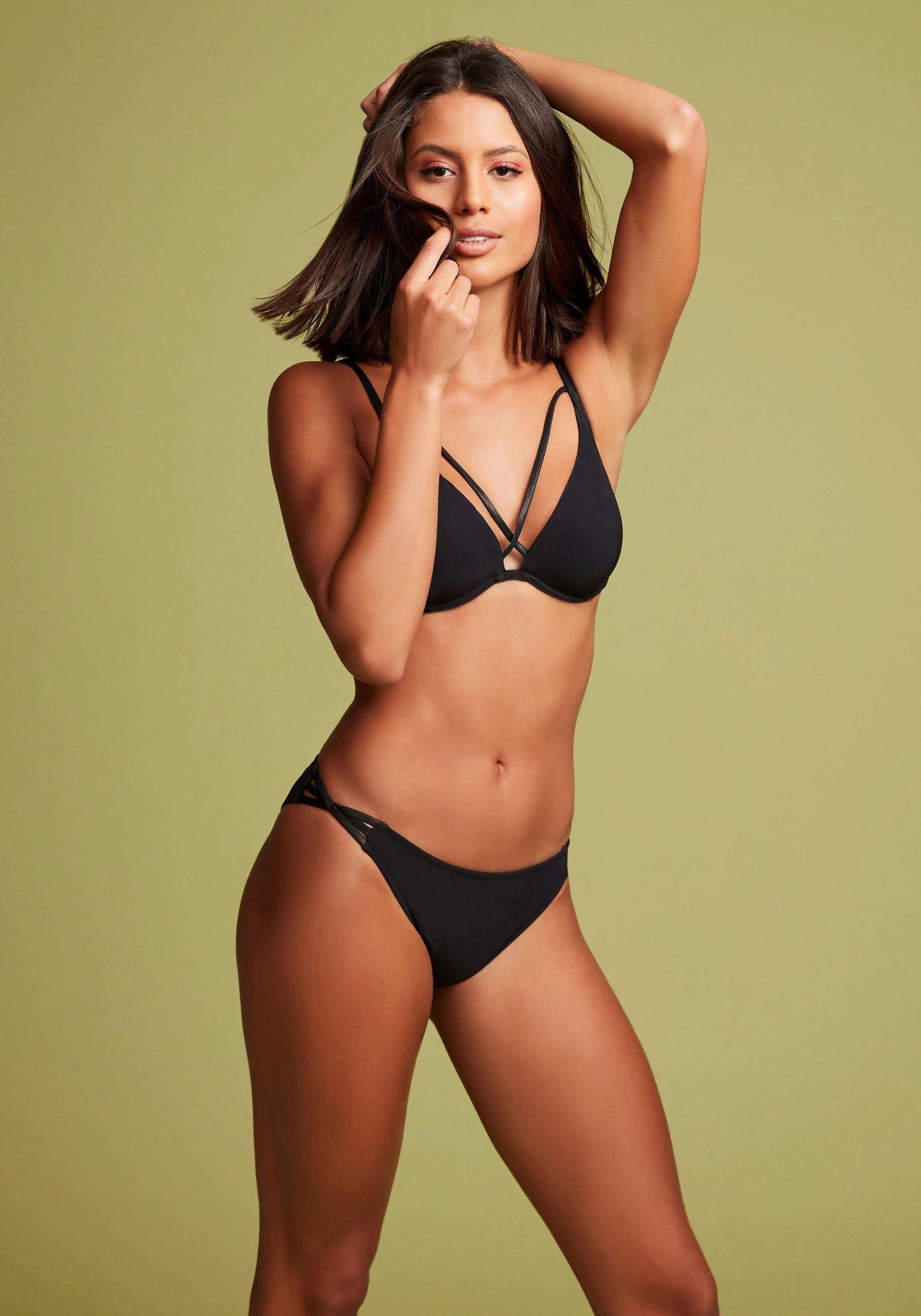 Lascana bikinibroekje Scarlett met smalle bandjes opzij voordelig en veilig online kopen