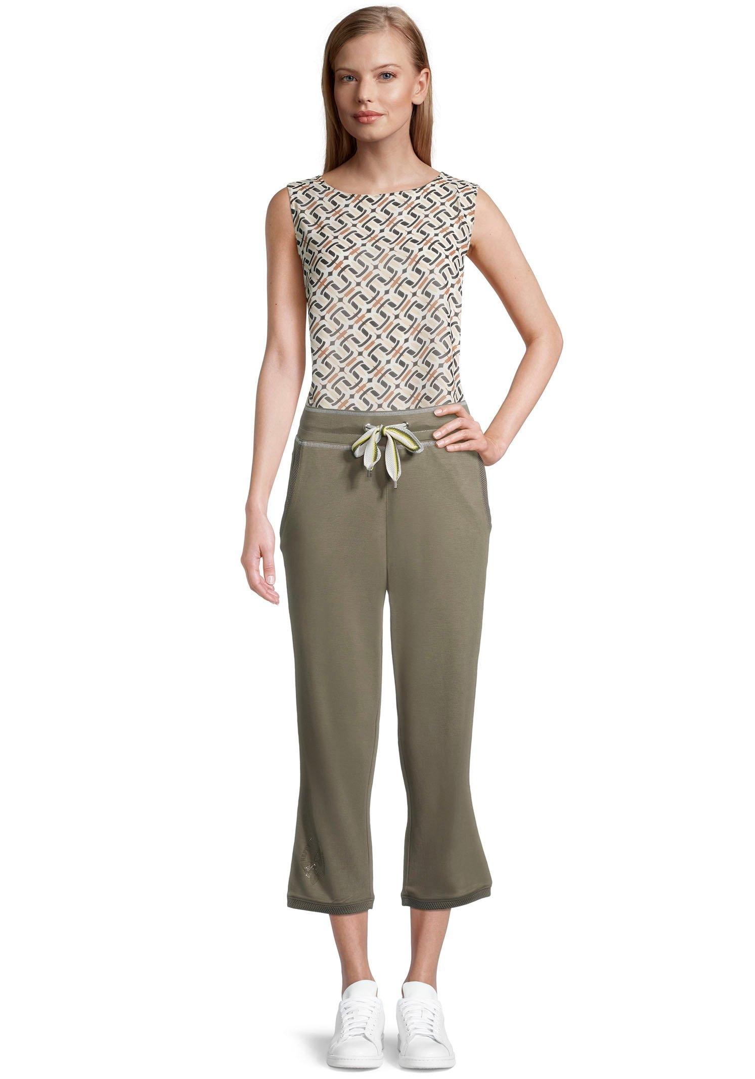 Betty Barclay jogpants met elastische boord voordelig en veilig online kopen