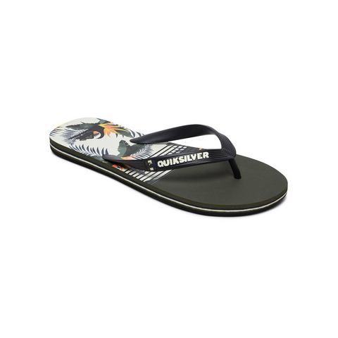 NU 20% KORTING: Quiksilver sandalen Molokai Jungle Swell