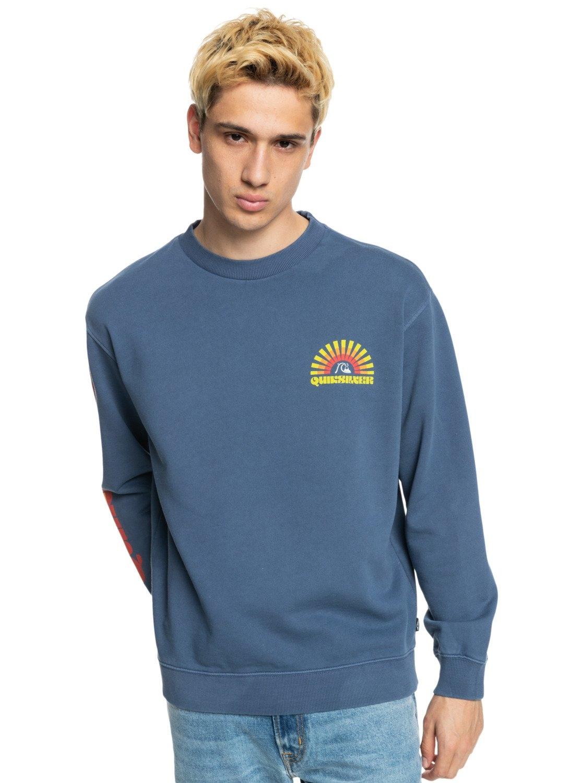 Quiksilver Sweatshirt Golden Hour - gratis ruilen op otto.nl