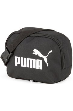 puma heuptasje puma phase waist bag zwart