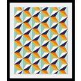 queence wanddecoratie »houston« multicolor